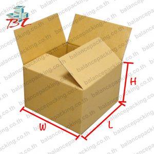วิธีวัดขนาดกล่องกระดาษลูกฟูก