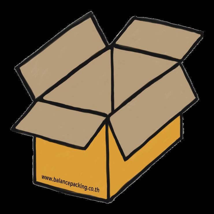 普通纸箱 (RSC)