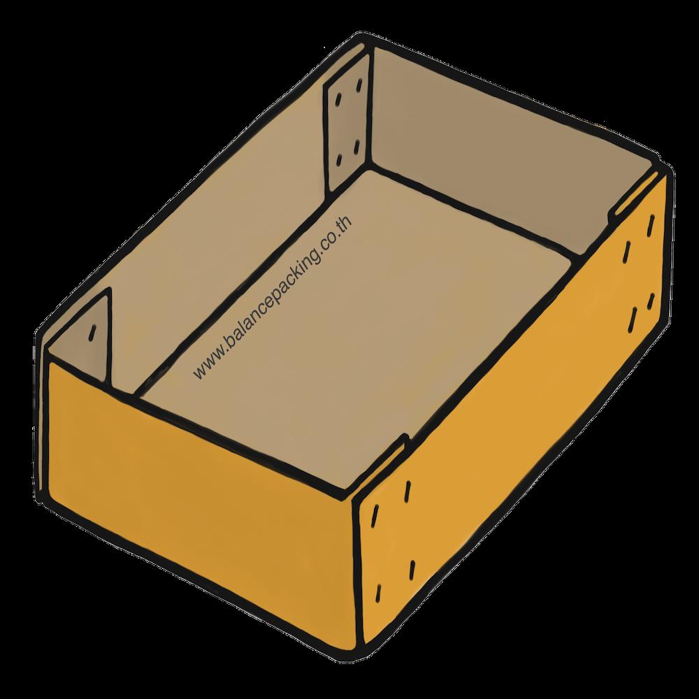 天地纸箱 (非模切)